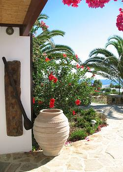 Photo album image gallery, Naxos Hotel Kavos accommodation in Naxos