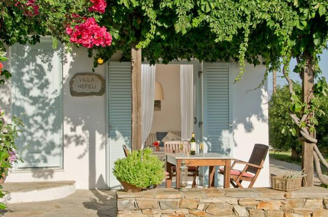 Kavos Boutique Hotel, Villas in Naxos