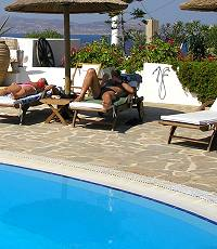 Kavos hotel in Naxos special offers