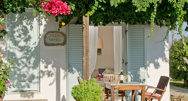 Kavos Boutique Hotel in Naxos Island