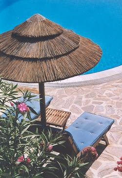 Naxos Hotel Kavos, Swimming pool